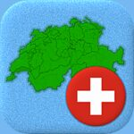 Swiss Cantons – Quiz about Switzerland's Geography MOD APK 3.1.0