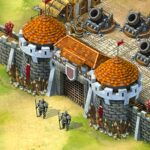 CITADELS 🏰  Medieval War Strategy with PVP MOD APK 18.0.28