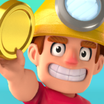 Digger To Riches: Idle mining game MOD APK 1.9.2