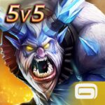 Heroes of Order & Chaos MOD APK 3.6.4a