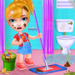 Keep Your House Clean – Girls Home Cleanup Game MOD APK v1.2.60