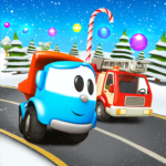 Leo the Truck 2: Jigsaw Puzzles & Cars for Kids MOD APK 1.0.12