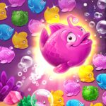 Mermaid – treasure match-3 MOD APK 2.42.0