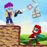 Mr Shooter Puzzle New Game 2021 – Shooting Games MOD APK 1.46
