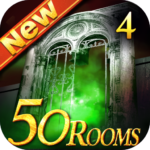 New 50 Rooms Escape:Can you escape?Ⅳ MOD APK 1.1
