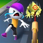 Save the Town – Free Car Shooting & Battle Game MOD APK 43