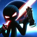 Stickman Ghost 2: Galaxy Wars – Shadow Action RPG MOD APK 6.7