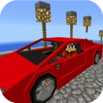 Super Car F. Mod for MCPE MOD APK 4.4.1