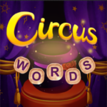 🎪Circus Words: Free Word Spelling Puzzle MOD APK 1.227.5