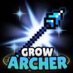 Grow ArcherMaster – Idle Action Rpg MOD APK 1.3.8
