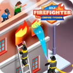 Idle Firefighter Empire Tycoon – Management Game MOD APK 1.7.2