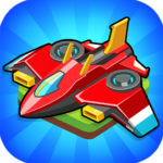 Merge Planes – Best Idle Relaxing Game MOD APK v1.1.58