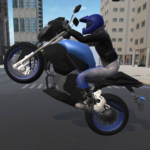 Moto Speed The Motorcycle Game MOD APK