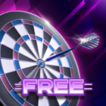 (JP Only) Darts and Chill: Free, Fun, Relaxing MOD APK v1.718.2