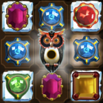 Owl Adventures: Match 3 MOD Bunch of Gems and Boosts! 1.06