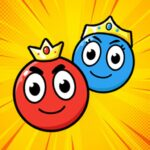 Red and Blue Ball : The Forest MOD APK 0.4.5