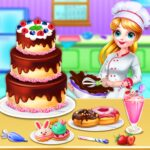 Sweet Bakery Chef Mania- Cake Games For Girls MOD APK 4.5
