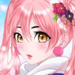 Anime Dress Up Queen Game for girls MOD APK 0.5