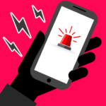 Don't touch my mobile: Anti-Theft Motion Alarm MOD APK 1.1.2