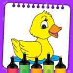Kids Coloring Book Paint & Coloring Games for Kids MOD APK 1.0.1.0