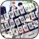 Cute and Cool of BTS Keyboard Theme MOD APK 3.6