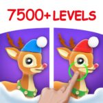 Differences – Find & Spot the Difference Games MOD APK v1.9.9