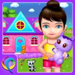 My Baby Doll House – Tea Party & Cleaning Game MOD APK v1.0.6