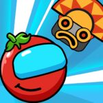 Red Bounce Ball Heroes MOD APK v1.29