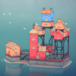 Water Town – Townscaper MOD APK